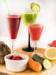 estratti di frutta e verdure