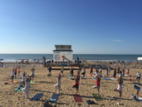 Jesolo Yoga Camp - cuoriDILUCE - Treviso YOGADAY